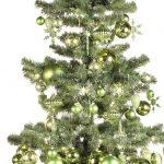Geschmückte Weihnachtsbäume sind ein Augenschmaus